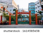 Ho Chi Minh City  Vietnam   Ja...