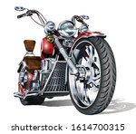 Classic Vintage Motorcycle...
