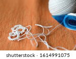Tatting Lace In The...
