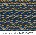 Jewish Star Of David And...