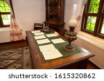 ipotesti romania  august 14... | Shutterstock . vector #1615320862