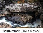 Long Shutterspeed Photo of Linnville Falls