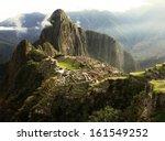 Machu picchu inca lost city in...