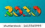 vector illustration. european... | Shutterstock .eps vector #1615565995