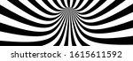 abstract lines design. black... | Shutterstock .eps vector #1615611592
