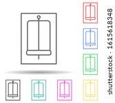 mousetrap multi color style...