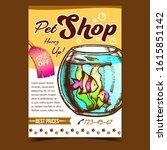 Pet Shop Aquarium On...