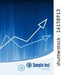 vector diagram | Shutterstock .eps vector #16158913
