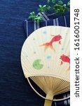 Japanese Summer Scene With...