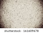 coarse sand background texture. ... | Shutterstock . vector #161609678
