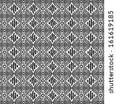 geometric seamless pattern   Shutterstock .eps vector #161619185
