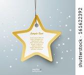 Golden Star Shopping Mark On...