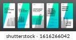 instagram stories templates...   Shutterstock .eps vector #1616266042