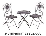 Iron Furniture  Suite