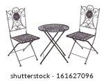 Iron Furniture  Suite
