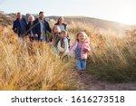 Multi Generation Family Walkin...