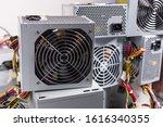 computer power supply units... | Shutterstock . vector #1616340355