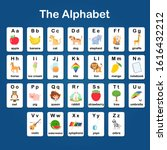 English Vocabulary And Alphabet ...