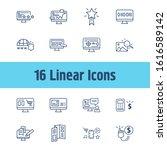 webdesign icon set and coding...