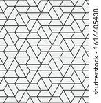 seamless vector pattern.... | Shutterstock .eps vector #1616605438