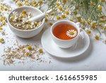rural still life   cup of... | Shutterstock . vector #1616655985