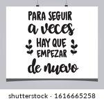 positive motivational phrase... | Shutterstock .eps vector #1616665258