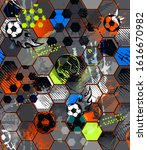 abstract seamless grunge...   Shutterstock .eps vector #1616670982