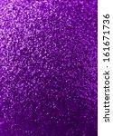 Purple Glitter Background