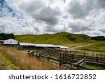 Rural Agricultural View Of A...