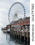 The Seattle Great Ferris Wheel...
