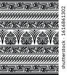 paisley pattern allover design... | Shutterstock . vector #1616861302