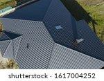 Modern Roof Made Of Metal....