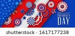 presidents' day. presidents day ...   Shutterstock .eps vector #1617177238