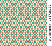 seamless geometric pattern on... | Shutterstock .eps vector #161726132