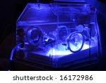 baby in incubator   Shutterstock . vector #16172986