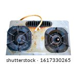Gas Stove Old Kitchen Equipment ...