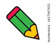 pencil icon design vector...
