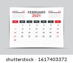 Calendar 2021 Template....