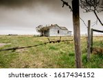 Abandoned Rural Isolated...