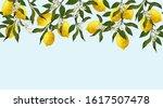 beautiful seamless vector... | Shutterstock .eps vector #1617507478