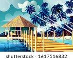 Polynesia Tropical Beach...