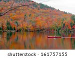 Beautiful Fall Landscape With ...