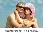 couple in love | Shutterstock . vector #16176106