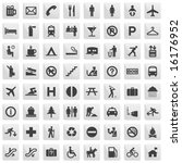 pictogram set
