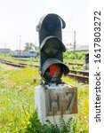 Shunting Traffic Light In The...