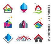 warm home business social in... | Shutterstock .eps vector #161788856