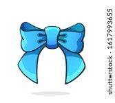 vector illustration. blue...   Shutterstock .eps vector #1617993655