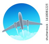 air delivery strict...   Shutterstock .eps vector #1618081225