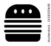 hamburger icon isolated sign...