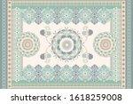 colorful ornamental vector...   Shutterstock .eps vector #1618259008